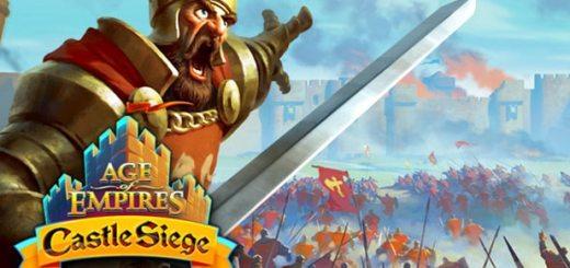 Age of Empires : Castle Siege