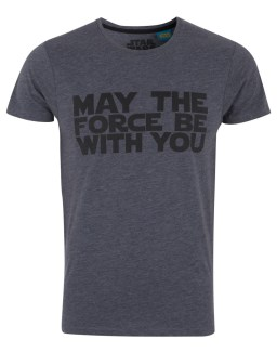 T-Shirt May the Force