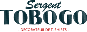 Sergent Tobogo - Décorateur de t-shirts