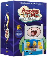 Adventure Time Saison 1 DVD