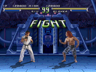 Street Fighter - The Movie