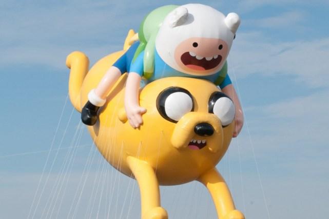 Finn & Jake - Adventure Time (2013)