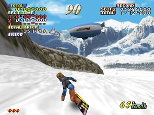 Cool Boarders (Playstation)