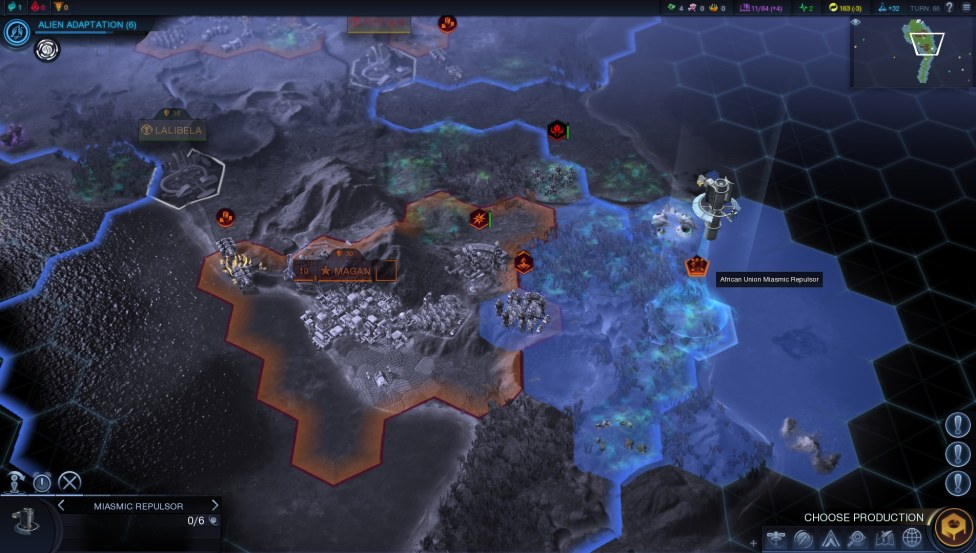 Civilization Beyond Earth