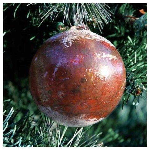 Boules de Noël - Planètes du système solaire (7)