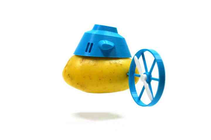 Patate sous-marin