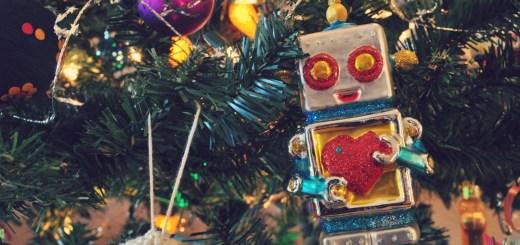 Robot XMas