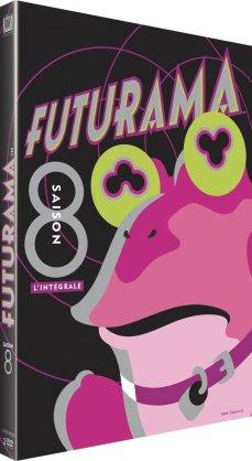 DVD Futurama Saison 8