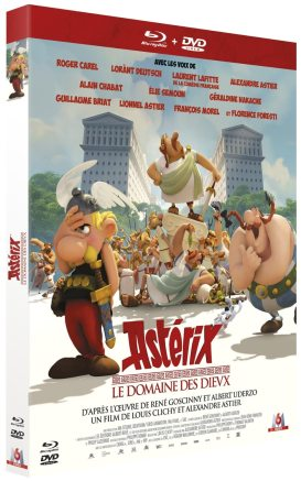 asterix blu-ray dvd