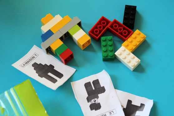 Formes Duplo à construire