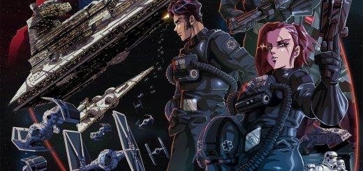 TIE Fighter : Star Wars en dessin animé