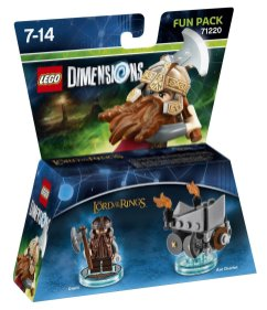 Figurines Lego Dimensions (10)