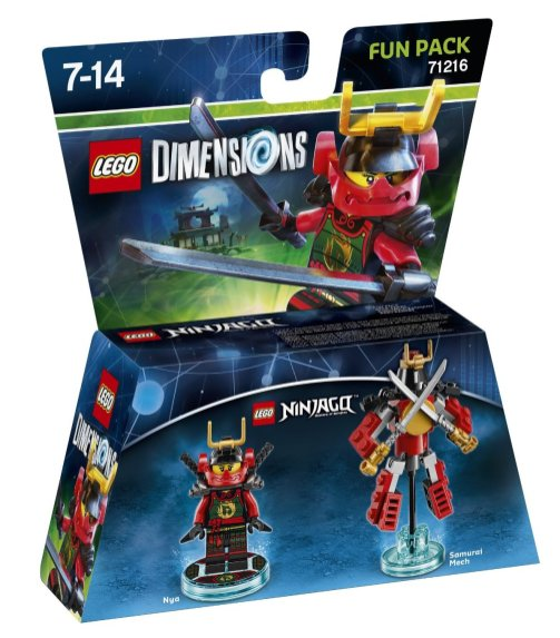 Figurines Lego Dimensions (2)