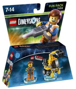 Figurines Lego Dimensions (9)