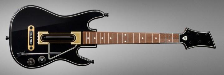La nouvelle guitare de Guitar Hero Live