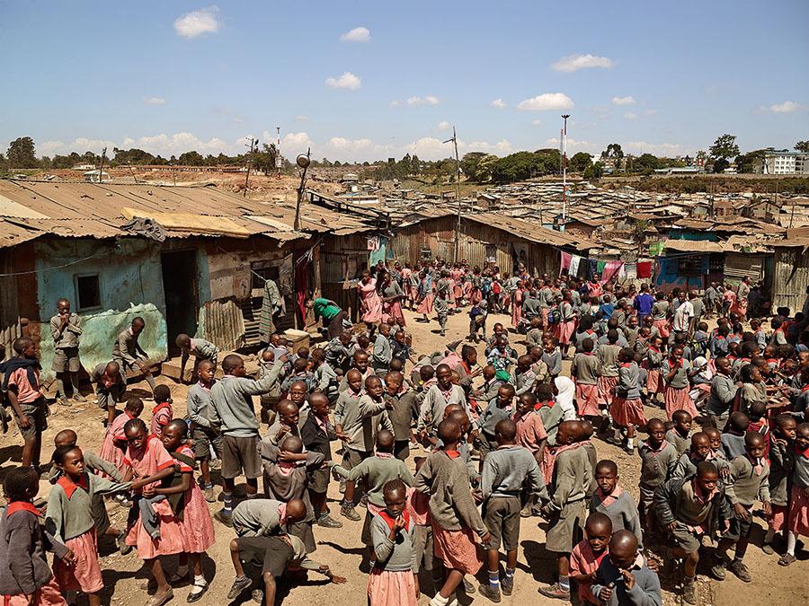 Valley View School, Mathare, Nairobi, Kenya