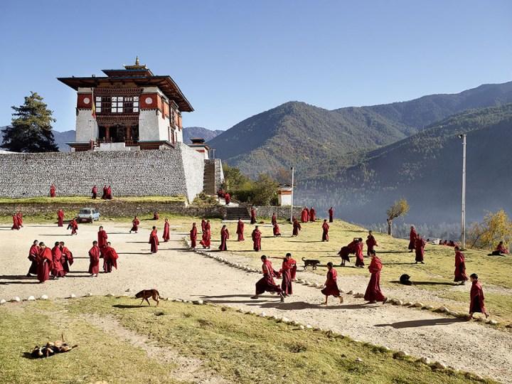 Dechen Phodrang , Thimphu, Bhutan