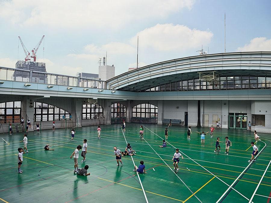 Shohei Elementary School, Tokyo