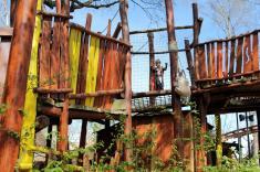 Aire de jeux - Forêt d'Idéfix