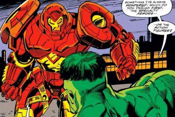 Iron Man Vs. Hulk