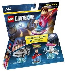 lego dimensions retour vers le futur