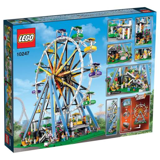 Grande Roue Lego (5)