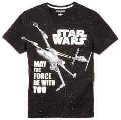celio tee shirt coton the force
