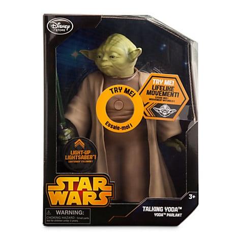 Yoda Parlant