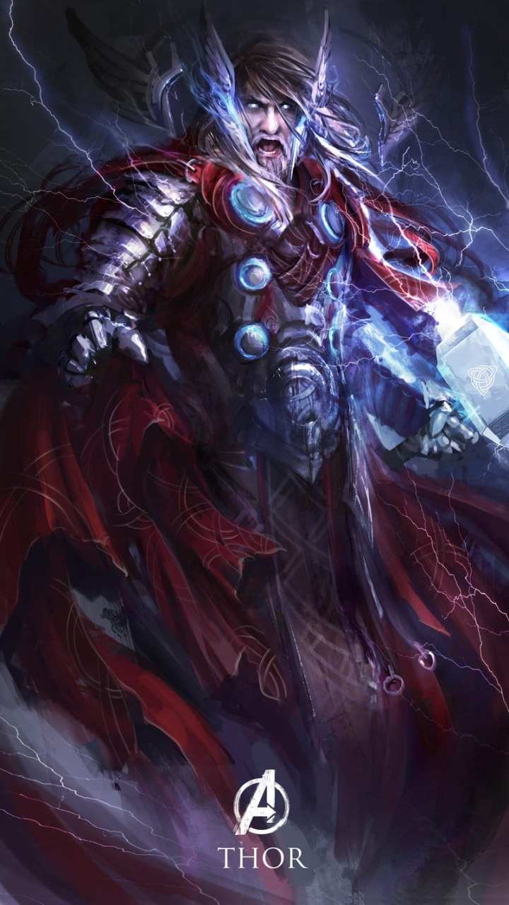 Avengers - Dark Fantasy (3)