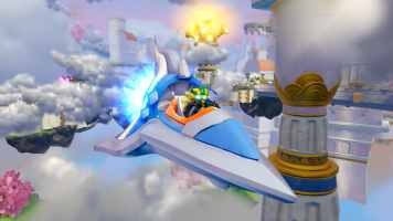 Skylanders SuperChargers_Sky Slicer and Stealth Elf 1