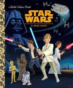 Star Wars - Little Golden Books (4)