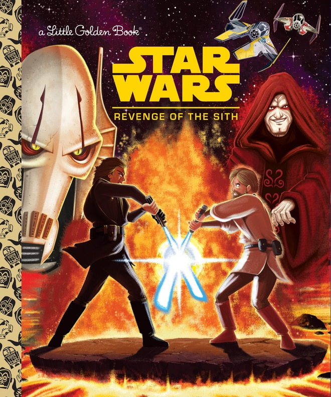 Star Wars, Revenge of the Sith, 9780736435406.m
