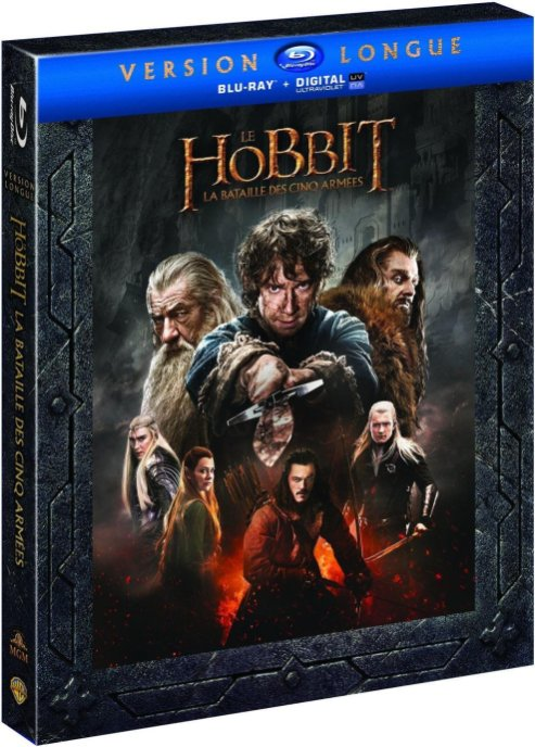 Hobbit 3 Version Longue