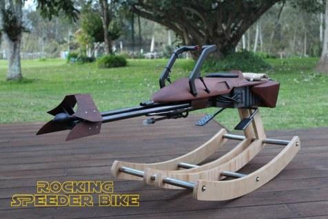 Speederbike à bascule (5)