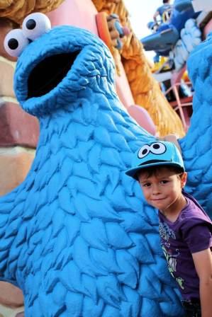 Cookie Monster !