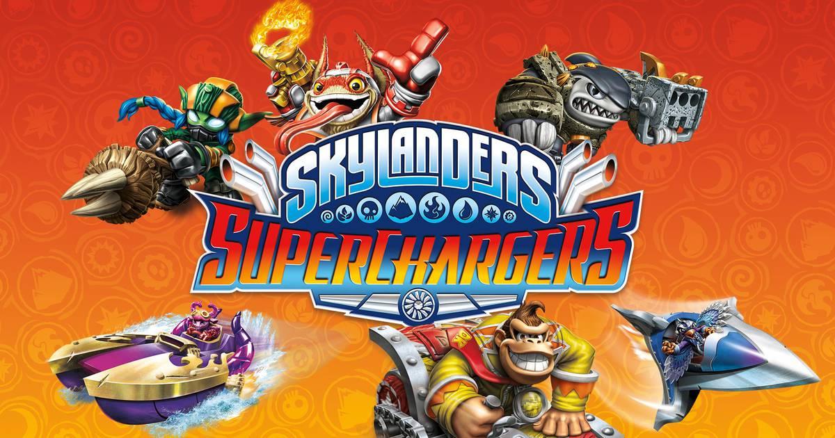 Skylanders Superchargers Combo Pack A Choisir Neuf et non Joué