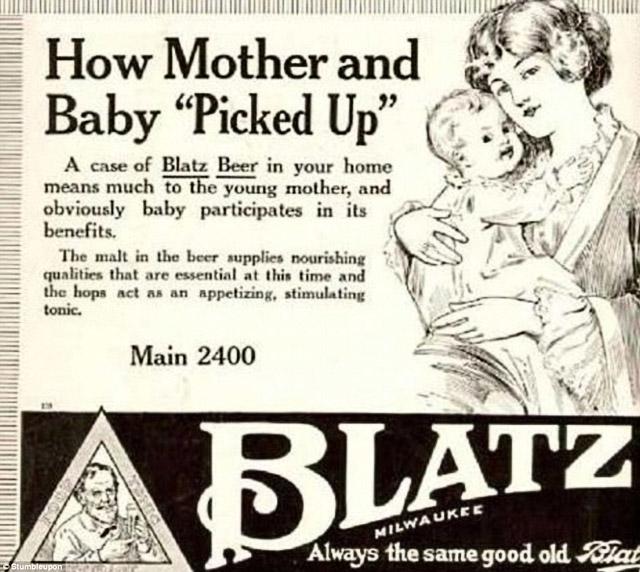 mother-baby-pick-up-blatz-beer-Vintage-creepy-kids-ads