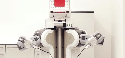 PR2, le robot qui apprend à faire des pancakes