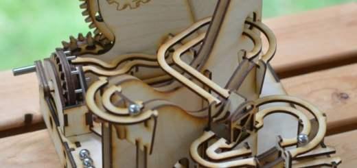Marbleocity - Dragon Coaster