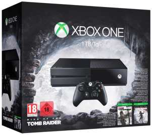 Xbox One - Pack Tomb Raider