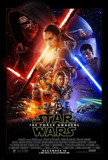 Star Wars - Episode VII - Le Réveil de la Force - Affiche officielle