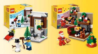 Mini sets de Noël