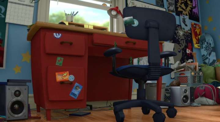 Chambre Andy Toy Story 3 (1)