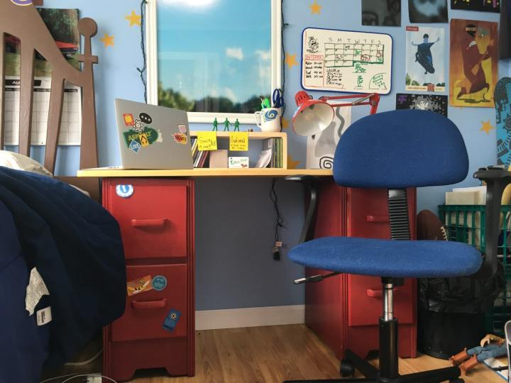 Chambre Andy Toy Story 3 (6)
