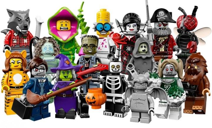 Lego Figurines Série 14