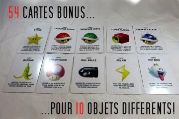 MarioKart - Cartes