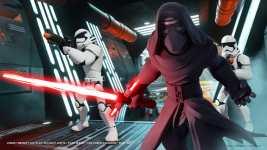 Star Wars - Le Reveil de la Force - Disney Infinity 3.0 - Screenshot #2