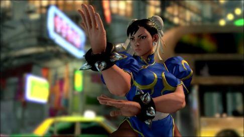 Street Fighter 5 - Chun Li