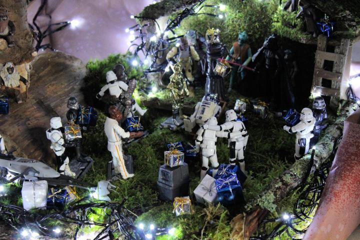 Crèche Star Wars (2)