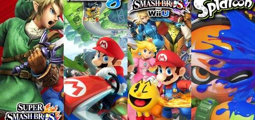 Jeux Wii U